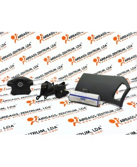Kit de Airbags - Nissan Primera 2002 - 2008
