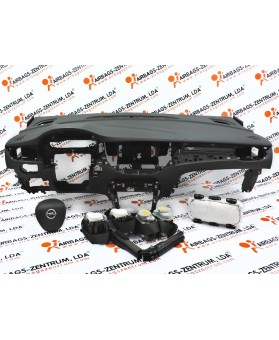 Airbags Kit - Opel Astra K 2015 -