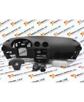 Kit de Airbags - Seat Ibiza 2002-2006