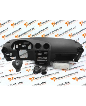 Kit de Airbags - Seat Ibiza 2006-2008