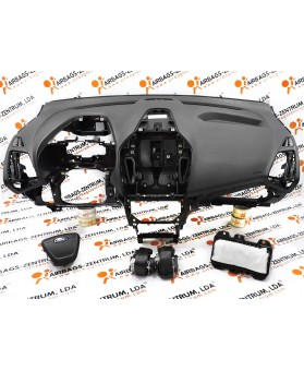 Kit de Airbags - Ford Transit Connect 2013 -