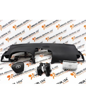 Kit de Airbags - Toyota Avensis 2009 - 2015