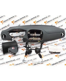 Kit Airbags - Fiat Bravo 2007 -