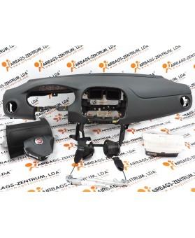 Kit de Airbags - Fiat Bravo 2007 -