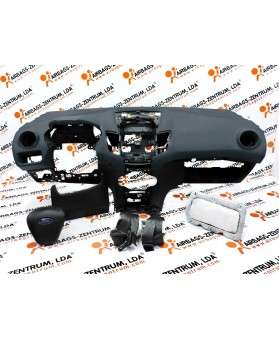 Kit de Airbags - Ford Fiesta 2009-2017