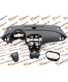 Kit Airbags - Opel Astra J 2009 - 2015