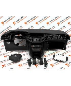Kit Airbags - Citroen C3 2009 - 2016