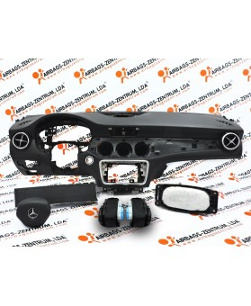 Kit Airbags - Mercedes CLA...