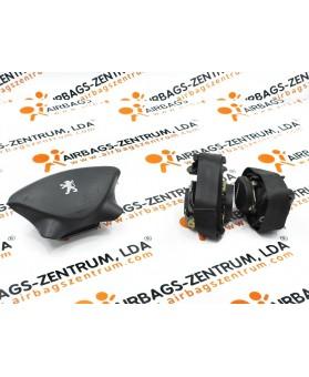 Kit de Airbags - Peugeot Expert 2007 - 2016