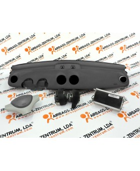 Kit Airbags - Smart Forfour 2004 - 2006