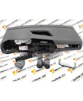 Kit de Airbags - Volkswagen Touran 2015-