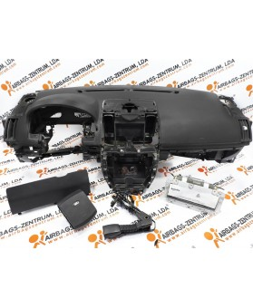 Kit de Airbags - Land Rover Freelander II 2006-2014
