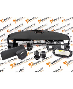 Kit de Airbags - Land Rover Range Rover Evoque 2011-