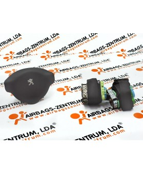 Kit Airbags - Peugeot Partner 2008 -