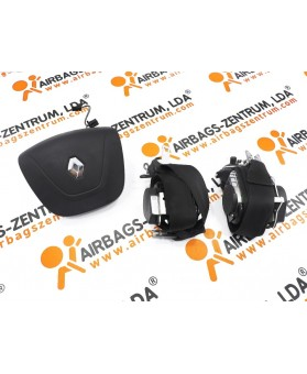 Kit de Airbags - Renault Master 2011-