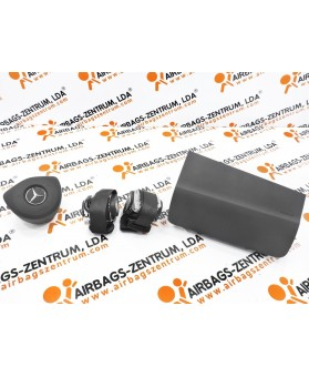 Kit de Airbags - Mercedes Vito (W447) 2014-