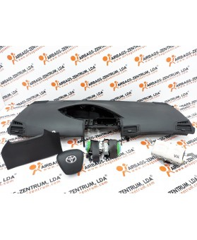 Kit de Airbags - Toyota Verso 2009-
