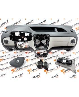 Kit de Airbags - Dacia Dokker 2012-