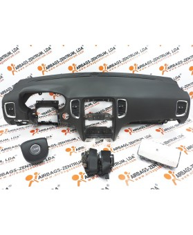 Tableau de bord - Jeep Grand Cherokee 2010 -