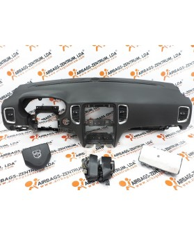 Kit Airbags - Dodge Durango 2010 -