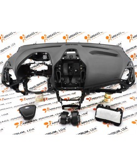 Kit de Airbags - Ford Transit Courier 2014-