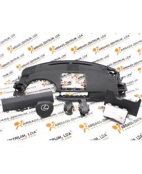 Kit de Airbags - Lexus CT200H 2011-
