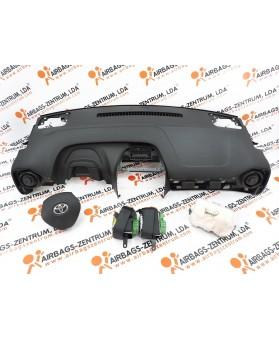 Kit Airbags - Toyota AYGO 2014-