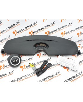 Kit de Airbags - Mini Hatch...