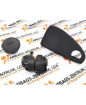 Kit de Airbags - Smart Roadster 2003-2006