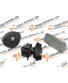 Kit de Airbags - Fiat Panda 2003-2011