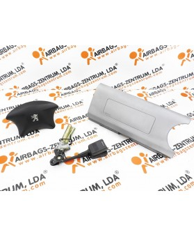 Kit de Airbags - Peugeot Partner 2002-2008