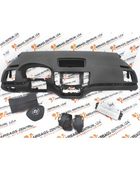 Kit de Airbags - Volkswagen Sharan 2010-