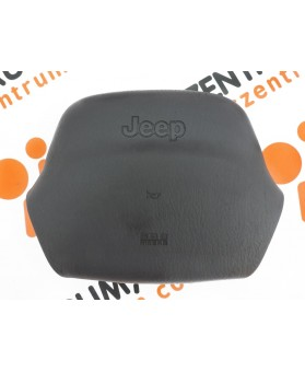 Airbag Condutor - Jeep Grand Cherokee 1993-1998