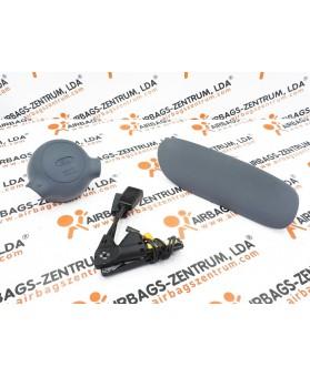 Kit de Airbags - Ford Ka 1996-2009
