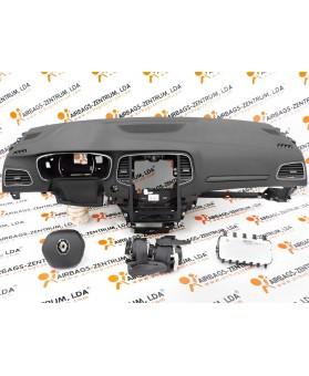 Airbags Kit - Renault Megane IV 2016-