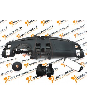 Kit de Airbags - Porsche Boxster 2012-