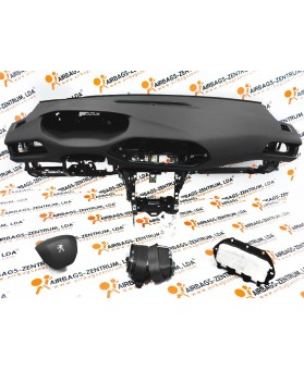 Kit Airbags - Peugeot 308 2013-