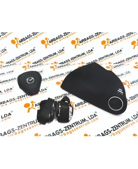 Airbags Kit - Mazda RX-8 2003-2012