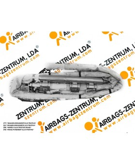 Airbags de Cortina - Toyota...
