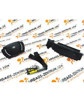 Kit Airbags - Land Rover Range Rover Vogue 2002-2012