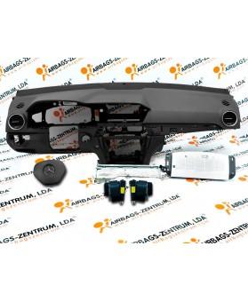Kit de Airbags - Mercedes...