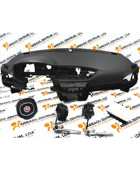 Kit de Airbags - Fiat Tipo 2015-