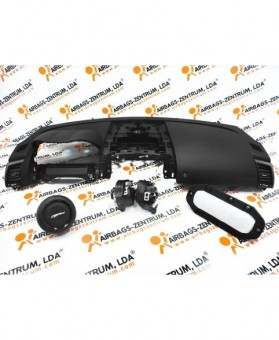 Airbag Kit - Jaguar F-Type 2013-