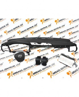 Kit de Airbags - Porsche 997 2004-2008