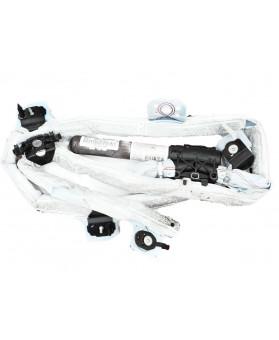 Airbag Rideaux - BMW Serie-1 (e81) 2007 - 2011