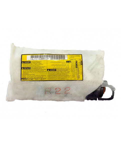 Seat airbags - Toyota Auris 2006 - 2009