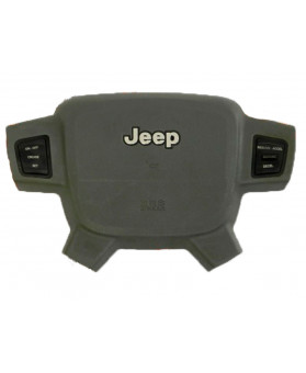 Airbag Conductor - Jeep Grand Cherokee 2005 - 2013