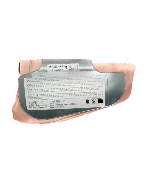 Seat airbags - BMW Serie-7 (F01/F02) 2008 - 2015