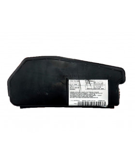 Seat airbags - Peugeot 308 2007 - 2013