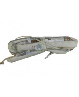 Airbags de Cortina - Skoda Roomster 2006 - 2014